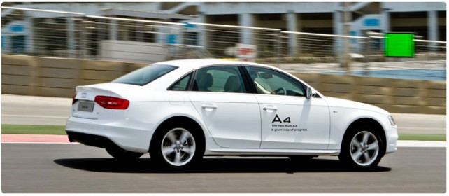 Audi A4 Review in India