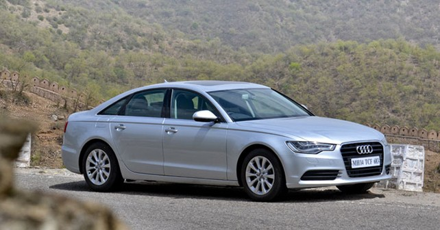 Audi A6 Review  Audi A6 Review in India  autoX