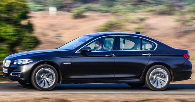 BMW 520d User Review