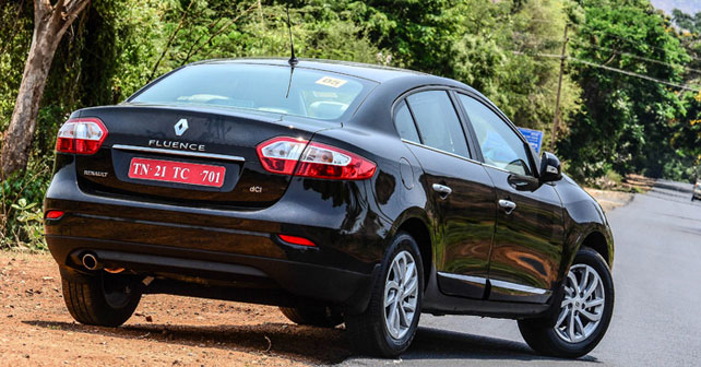Renault Fluence Review in India