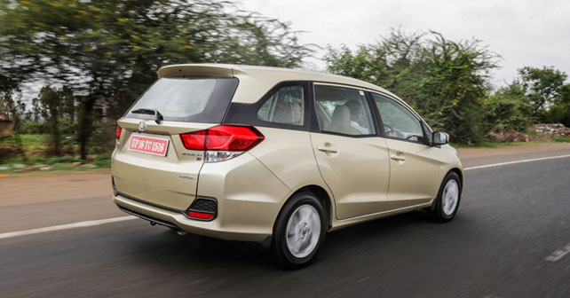 New Honda Mobilio Review