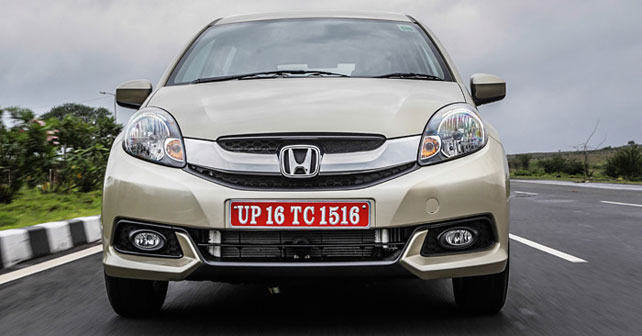 Honda Mobilio Review in India