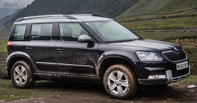 New Skoda Yeti Review