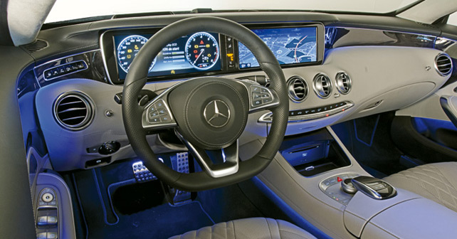 Mercedes S 500 Review