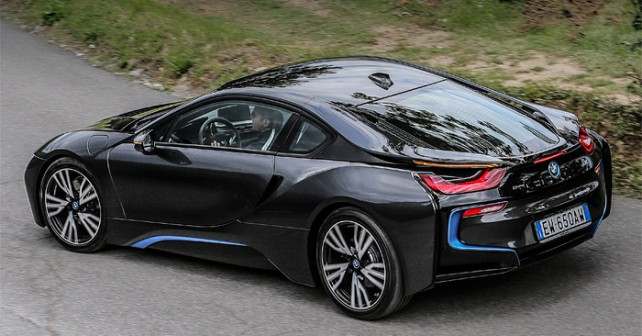bmw i8 to be launched in india on february 18 2015 autox. Black Bedroom Furniture Sets. Home Design Ideas