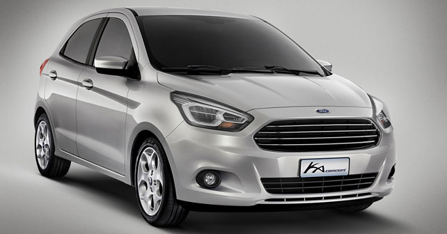 Stunning Ford New Car In India Images - Best Image Engine - e ...
