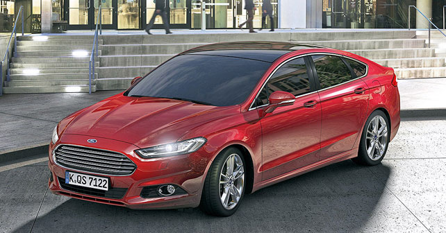 ford mondeo 2015 & Upcoming Ford cars in India in 2015-2016 - autoX markmcfarlin.com