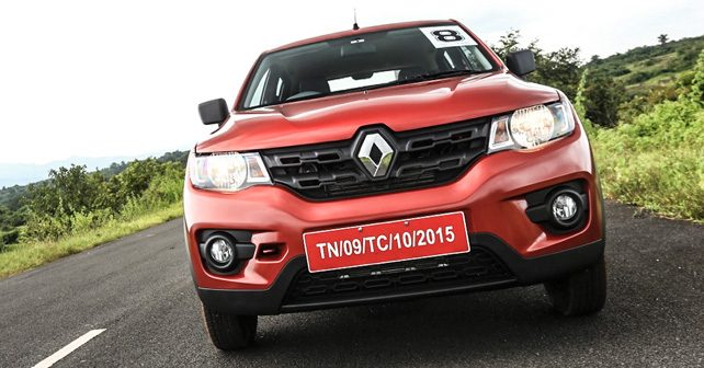 2015 Kwid Review in india
