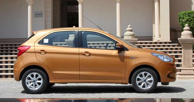 2015 Ford Figo Photo Gallery