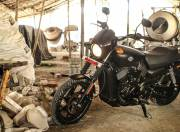 Harley Davidson Street 750 Photo Gallery