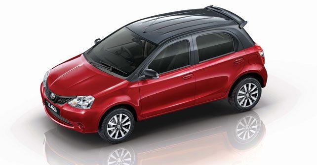 Toyota Introduces Dual Tone Etios Liva Autox