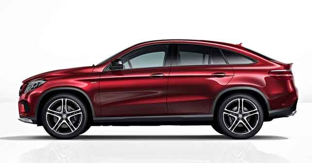 Mercedes-Benz GLE450 AMG Coupe  sc 1 st  autoX & New car launches in January 2016 - autoX markmcfarlin.com