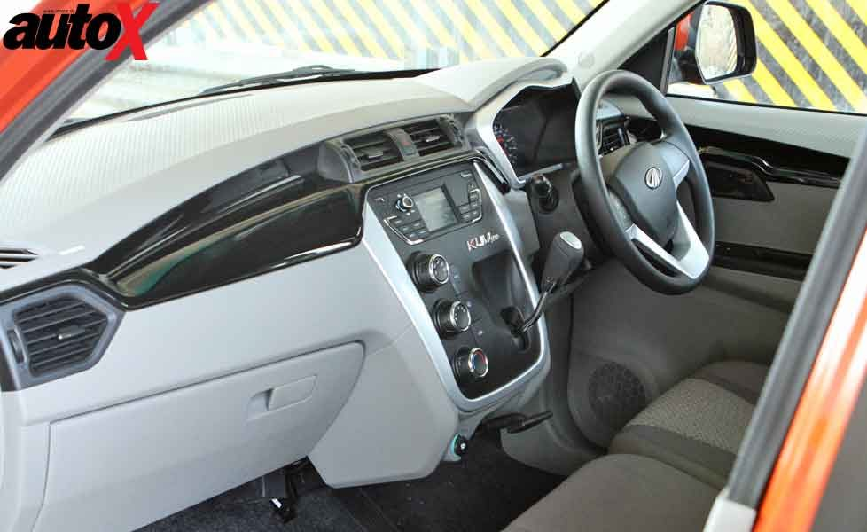 mahindra kuv100 price in india mileage specifications review images autox. Black Bedroom Furniture Sets. Home Design Ideas