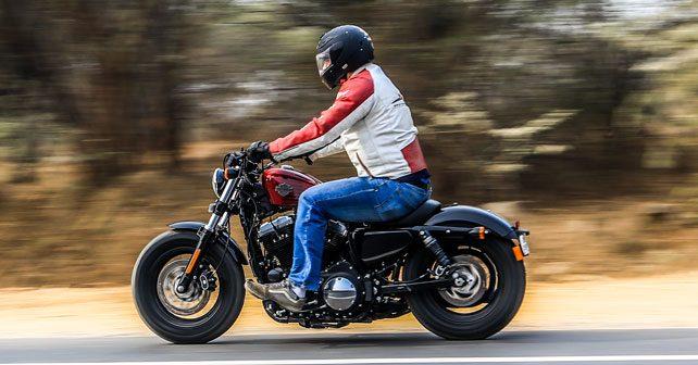 Harley Davidson Xlcx Review