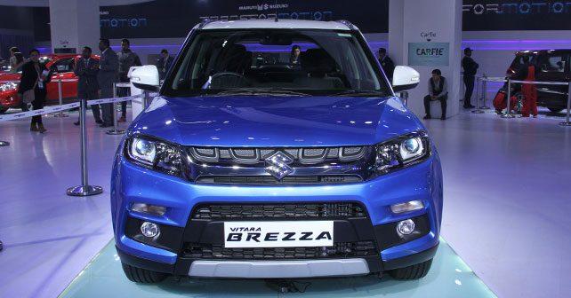 Maruti Suzuki Vitara Brezza Top 5 Facts Autox