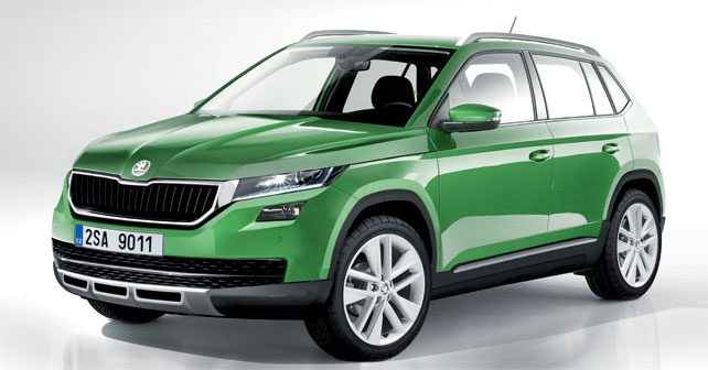 a peek into skoda s ambitious suv strategy autox. Black Bedroom Furniture Sets. Home Design Ideas