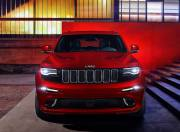 2016 jeep cherokee srt exterior red front headlights