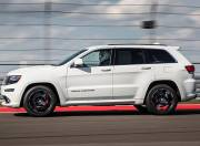 2016 jeep cherokee srt exterior white side profile