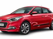 Hyundai Elite I20 Exterior Pictures front left side 047