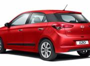 Hyundai Elite I20 Exterior Pictures rear left view 121