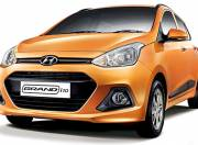Hyundai Grand I10 Exterior Pictures front left side 047