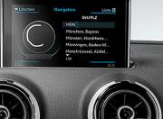 Audi A3 Interior photo navigation or infotainment mid closeup 112