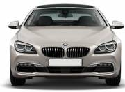 BMW 6 Series Exterior photo front view 118