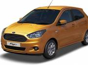 Ford Figo Exterior Photo front left side 047