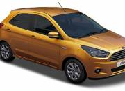 Ford Figo Exterior Photo front right view 120