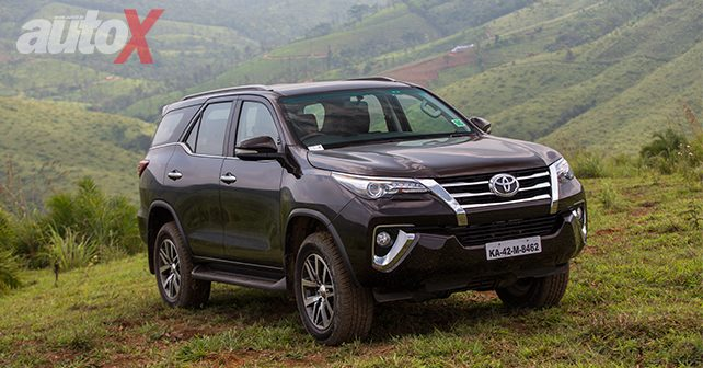 2016 New Toyota Fortuner Review