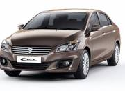 Maruti Ciaz Exterior front left side 046