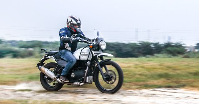 Royal Enfield Himalayan Colours In India Autox