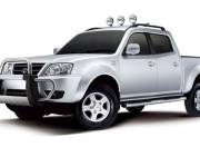 Tata Xenon XT Exterior Picture front left side 046