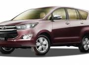 Toyota Innova Crysta Exterior Photo front left side 047