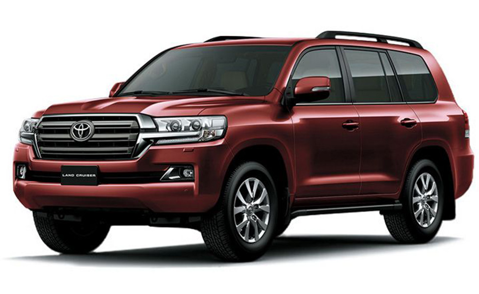 Toyota Land Cruiser Quattroruote | Latest News Car