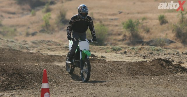 Kawasaki KX100 and KX250F Review in India