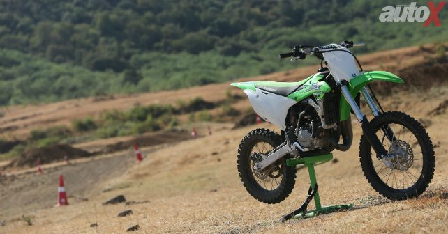Kawasaki KX100 and KX250F Review