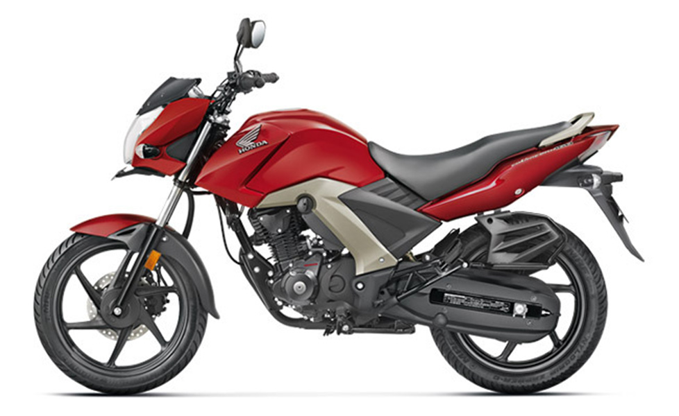 Honda CB Unicorn On road price in Mumbai starts at Rs. 91, for base variant: Honda CB Unicorn Disc Brake and the top variant: Honda CB Unicorn CBS, is available at Rs. 99, (On road, Mumbai). CB Unicorn has 2 variants on offer and you can choose from 5 colours available.
