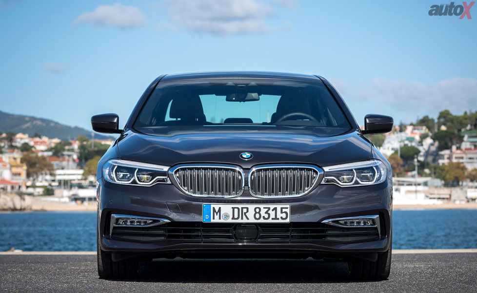 new bmw 5 series front 2017