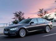 new bmw 5 series side profile action 2017