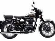 v royal enfield classic chrome