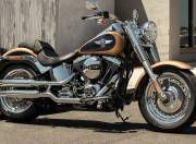 Harley Davidson Fat Boy Photo