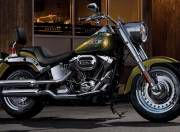 Harley Davidson Fat Boy Photo1