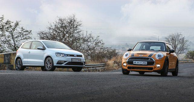 Vw Polo Gti Vs Mini Cooper S Jcw Comparison Review Autox