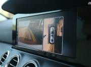mercedes benz e class long wheelbase interior photo reverse camera screen