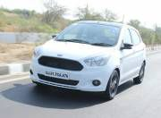ford figo sport front action - Ford Figo Sports Edition Review, Ford Figo S Edition Review, Ford Figo S Review, 2017 Ford Figo Sports, Ford Figo Sports Road Test Review Expert Opinion
