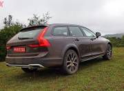 2017 Volvo V90 Cross Country Rear Three Quarter gallery
