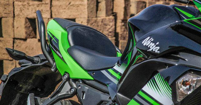 Kawasaki Ninja 650 seat review - Get a complete 2017 Kawaski Ninja 650 & Z650 Review, price & upcoming launches. Get on-road price, read expert reviews