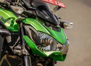Kawaski Z900 side front light gallery