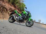 Kawaski Z900 side profile gallery